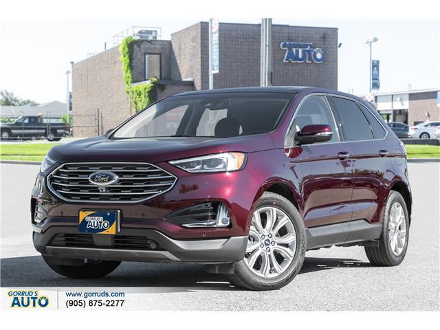 2019 Ford Edge Titanium (Stk: B98071) in Milton - Image 1 of 22