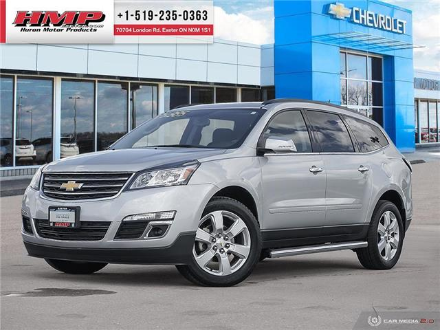 2017 Chevrolet Traverse 1LT (Stk: 78004) in Exeter - Image 1 of 27
