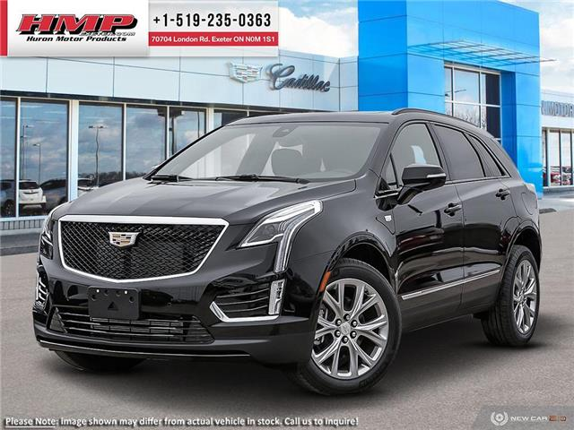 2020 Cadillac XT5 Sport (Stk: 87891) in Exeter - Image 1 of 19