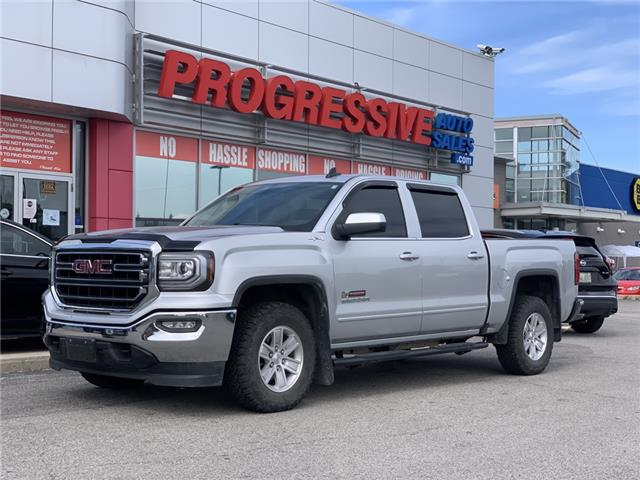 2017 GMC Sierra 1500 SLE (Stk: HG473146) in Sarnia - Image 1 of 6