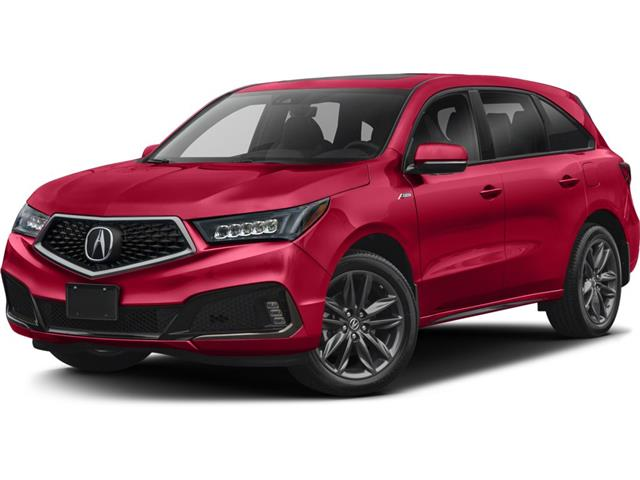 2020 Acura MDX A-Spec (Stk: 20134) in London - Image 1 of 7
