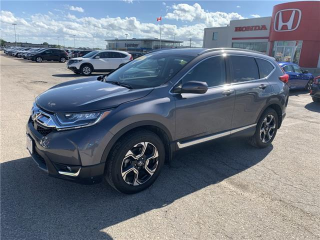 2017 Honda CR-V Touring (Stk: 20124A) in Steinbach - Image 1 of 18