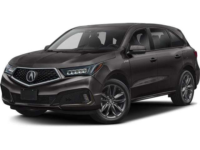 2020 Acura MDX A-Spec (Stk: 20364) in London - Image 1 of 7