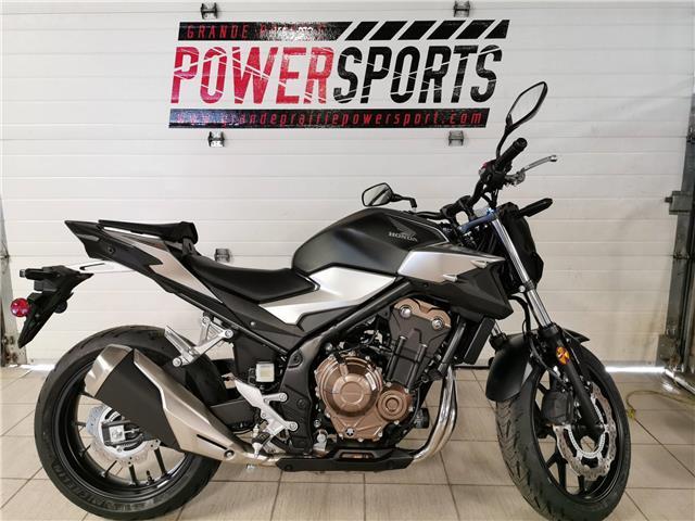 2020 Honda CB500F STANDARD (Stk: 20HS-005) in Grande Prairie - Image 1 of 4