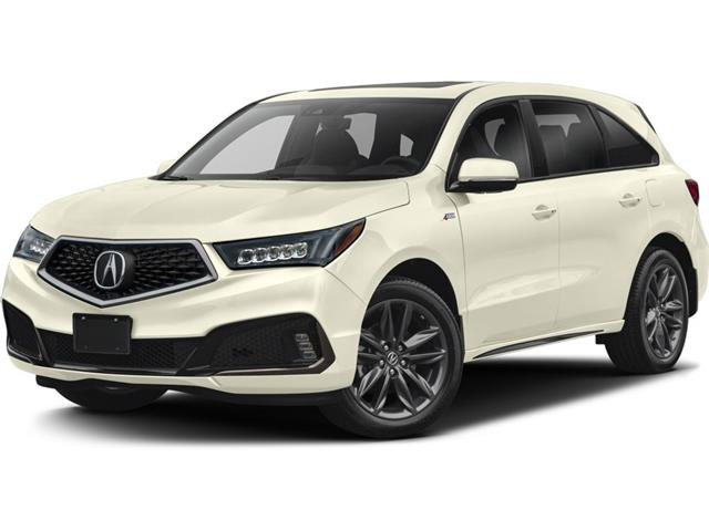 2020 Acura MDX A-Spec (Stk: 20176) in London - Image 1 of 3