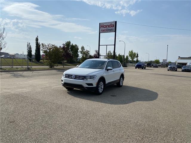2019 Volkswagen Tiguan Trendline (Stk: 19-108A) in Grande Prairie - Image 1 of 13
