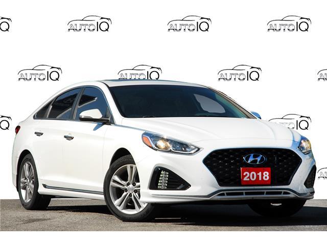 2018 Hyundai Sonata 2.4 Sport (Stk: 20F1080A) in Kitchener - Image 1 of 1