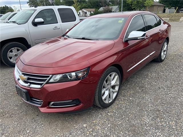 2018 Chevrolet Impala 2LZ (Stk: 90636A) in London - Image 1 of 5