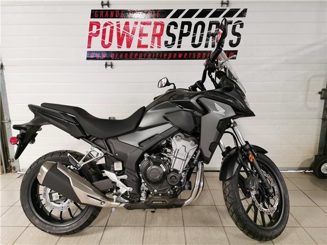 2020 Honda CB500X ABS (Stk: 20HS-017) in Grande Prairie - Image 1 of 4