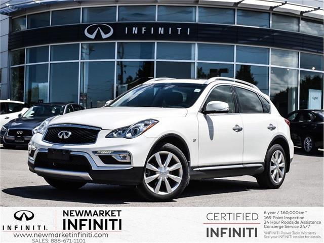 2017 Infiniti QX50 Base (Stk: UI1364) in Newmarket - Image 1 of 19
