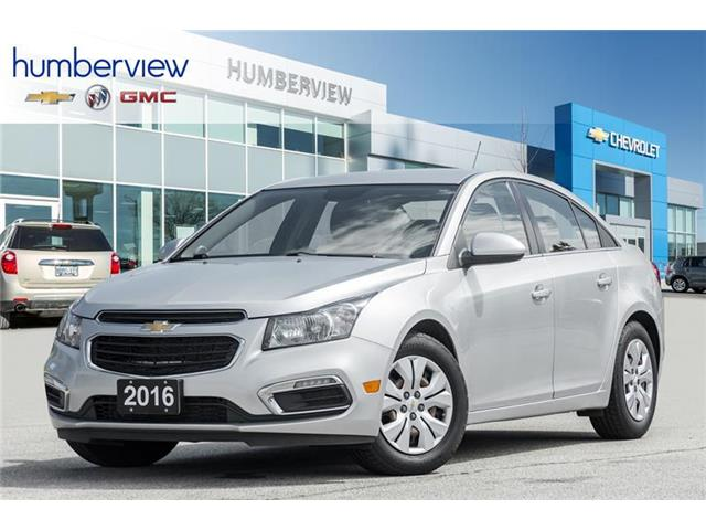 2016 Chevrolet Cruze Limited 1LT (Stk: 20SL143AA) in Toronto - Image 1 of 19