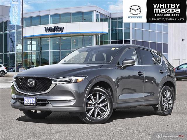 2017 Mazda CX-5 GT (Stk: P17620) in Whitby - Image 1 of 26