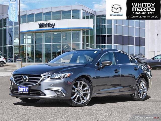2017 Mazda MAZDA6 GT (Stk: P17609) in Whitby - Image 1 of 26