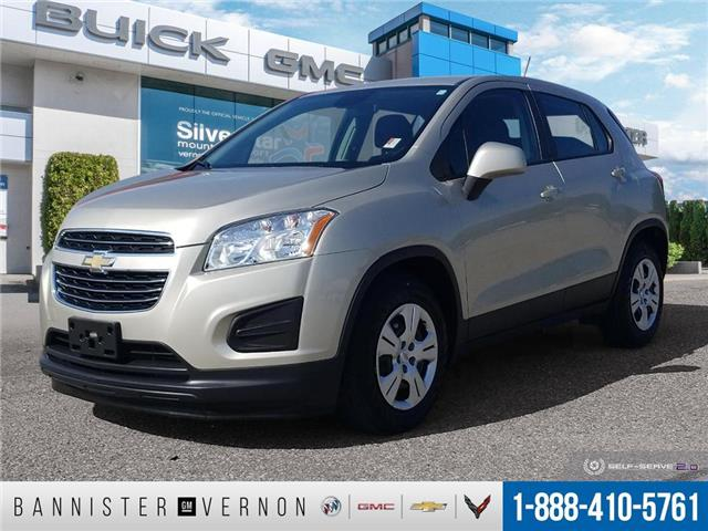 2016 Chevrolet Trax LS (Stk: 20058A) in Vernon - Image 1 of 26