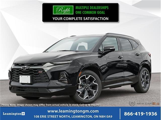 2020 Chevrolet Blazer RS (Stk: 20-467) in Leamington - Image 1 of 14
