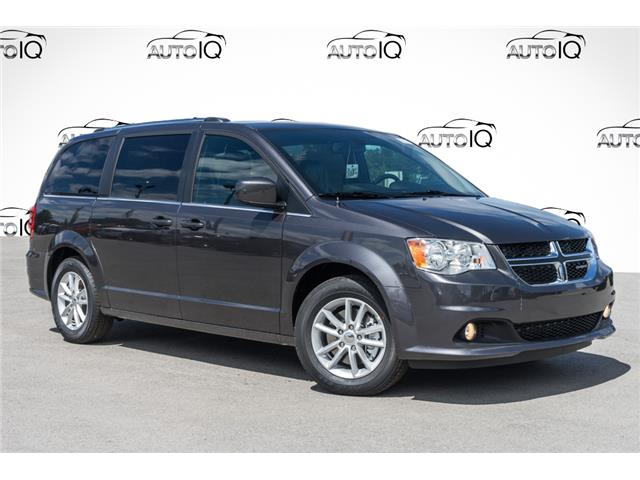 2020 Dodge Grand Caravan Premium Plus (Stk: 34002) in Barrie - Image 1 of 27