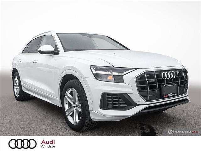 2019 Audi Q8 55 Progressiv (Stk: 9597) in Windsor - Image 1 of 30