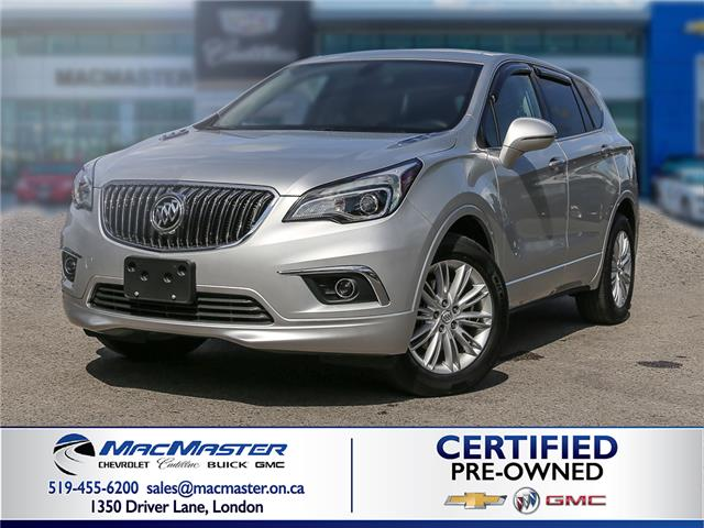 2018 Buick Envision Preferred (Stk: 205032A) in London - Image 1 of 9