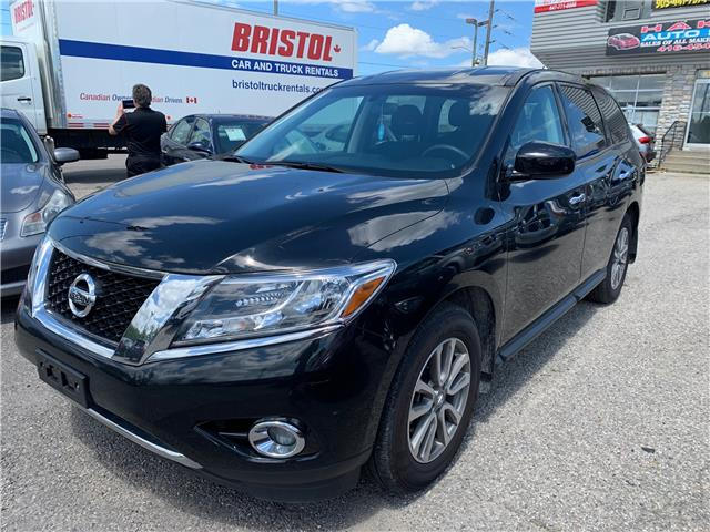 2016 Nissan Pathfinder S (Stk: ) in Pickering - Image 1 of 13
