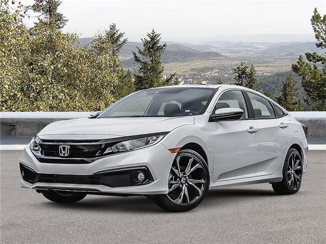 2020 Honda Civic Sport (Stk: 20635) in Milton - Image 1 of 23