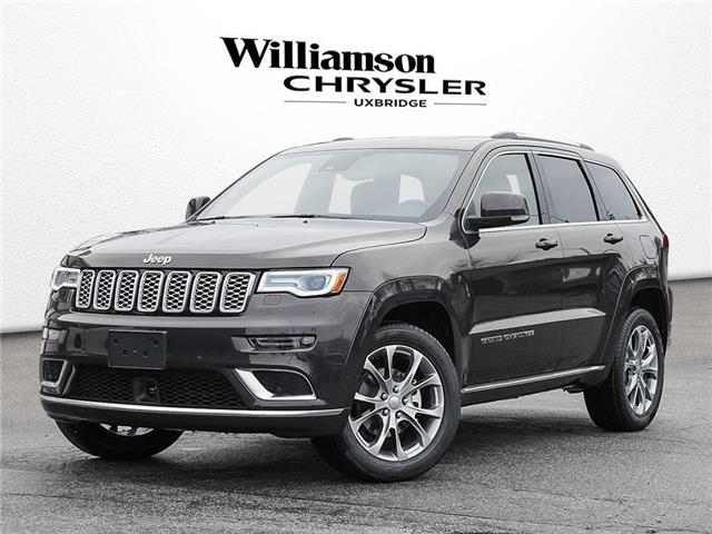 2020 Jeep Grand Cherokee Summit (Stk: 3415) in Uxbridge - Image 1 of 23