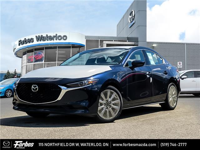 2020 Mazda Mazda3 GS (Stk: A7002) in Waterloo - Image 1 of 14
