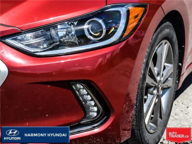 2017 Hyundai Elantra GL (Stk: 20039B) in Rockland - Image 1 of 26