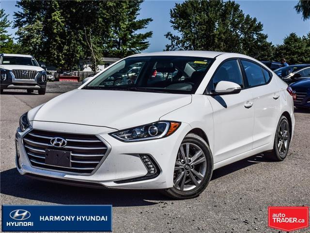2017 Hyundai Elantra  (Stk: 20294A) in Rockland - Image 1 of 26