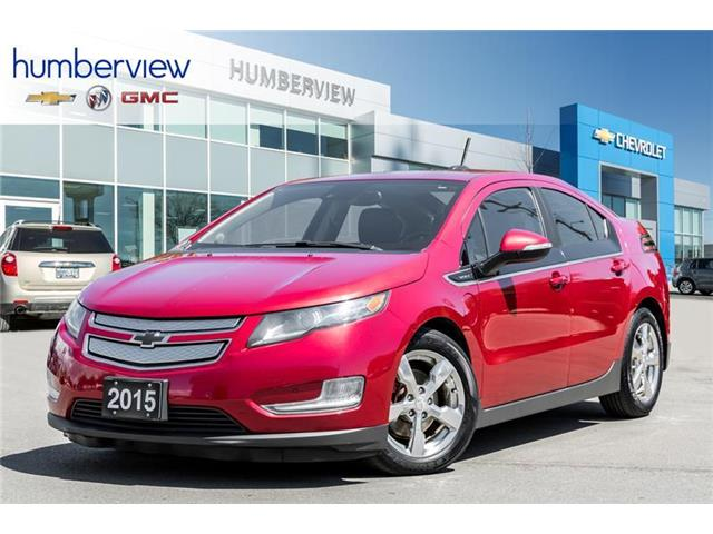 2015 Chevrolet Volt Base (Stk: A0L110A) in Toronto - Image 1 of 21