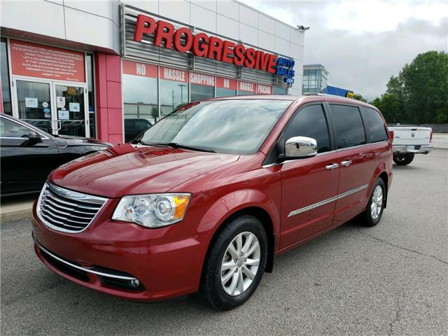 2016 Chrysler Town & Country Limited (Stk: GR129748) in Sarnia - Image 1 of 29