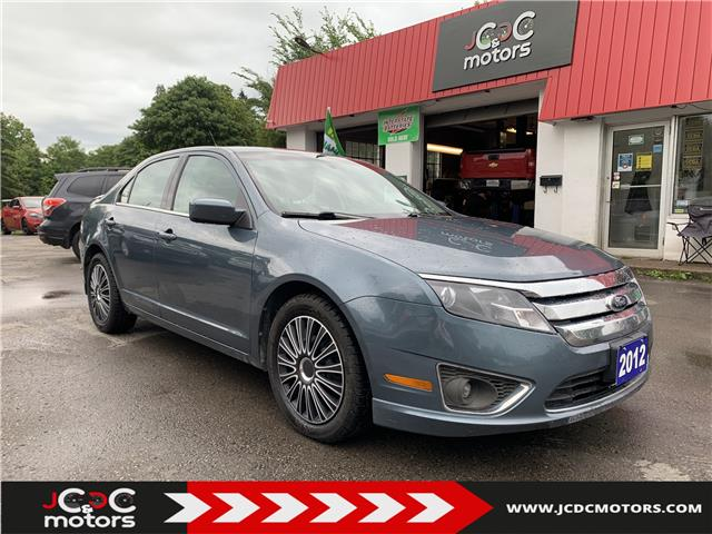 2012 Ford Fusion SEL (Stk: ) in Cobourg - Image 1 of 16