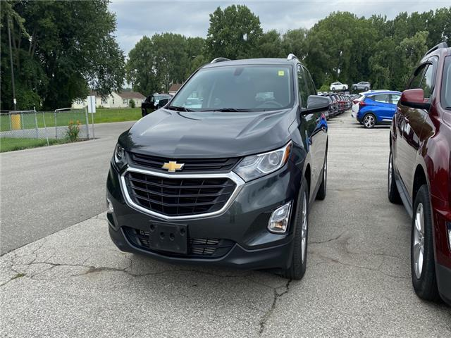2018 Chevrolet Equinox LT (Stk: 20-0467A) in LaSalle - Image 1 of 10