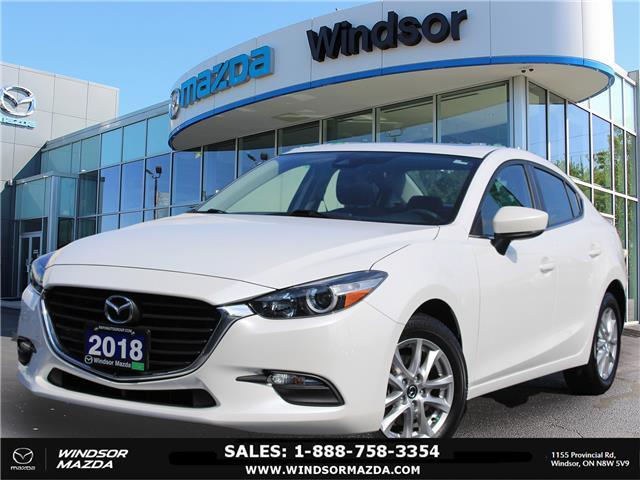 2018 Mazda Mazda3 GS (Stk: PR0706) in Windsor - Image 1 of 24