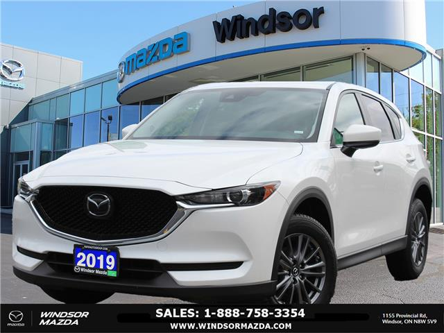 2019 Mazda CX-5 GS (Stk: PR9622) in Windsor - Image 1 of 25