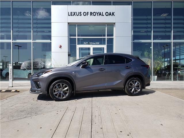 2020 Lexus NX 300 Base (Stk: L20412) in Calgary - Image 1 of 10