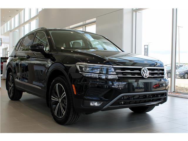 2018 Volkswagen Tiguan Highline 3VV4B7AX1JM055153 70148A in Saskatoon