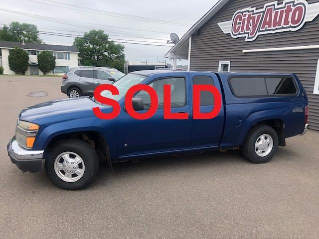 2006 GMC Canyon SLE (Stk: ) in Sussex - Image 1 of 15