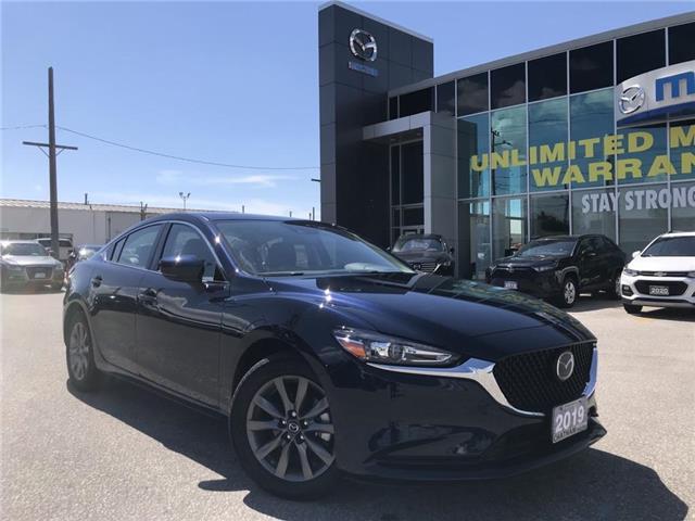 2019 Mazda MAZDA6 GS-L (Stk: NM3229) in Chatham - Image 1 of 23