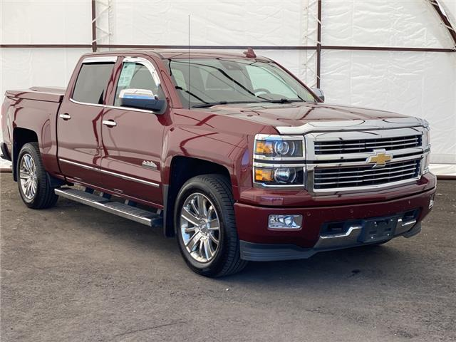 2015 Chevrolet Silverado 1500 High Country (Stk: 16916A) in Thunder Bay - Image 1 of 20