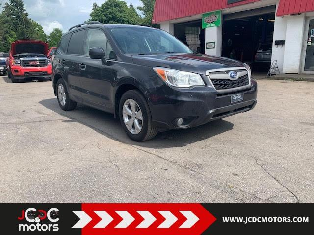 2014 Subaru Forester 2.5i Limited Package (Stk: ) in Cobourg - Image 1 of 15