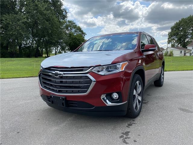 2020 Chevrolet Traverse 3LT (Stk: 20-0585) in LaSalle - Image 1 of 4