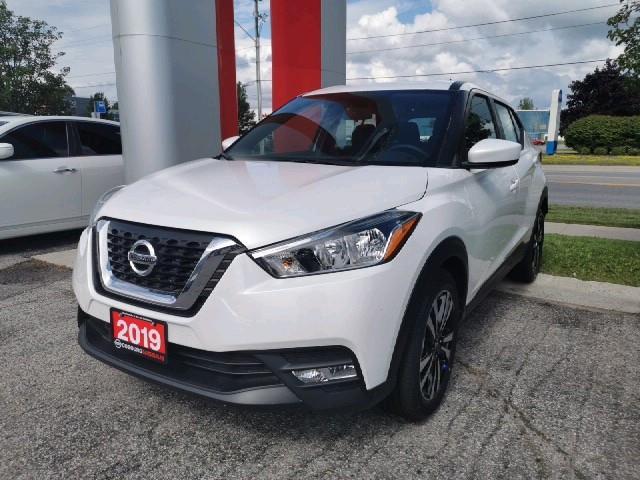 2019 Nissan Kicks SV (Stk: CKL523285) in Cobourg - Image 1 of 5