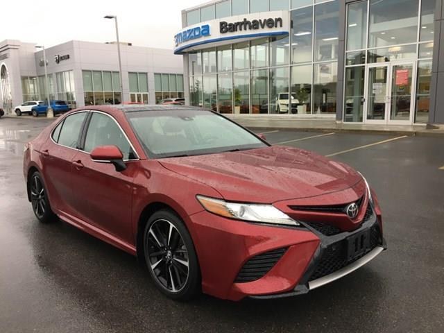 2018 Toyota Camry XSE (Stk: 2714A) in Ottawa - Image 1 of 20