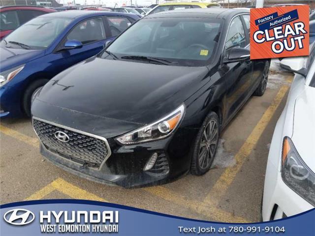 2020 Hyundai Elantra GT Luxury (Stk: EG00658) in Edmonton - Image 1 of 5