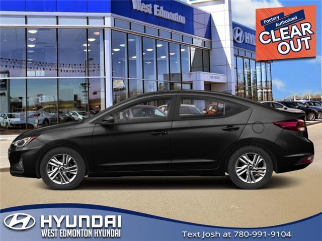 2020 Hyundai Elantra Preferred w/Sun & Safety Package (Stk: EL00599) in Edmonton - Image 1 of 1