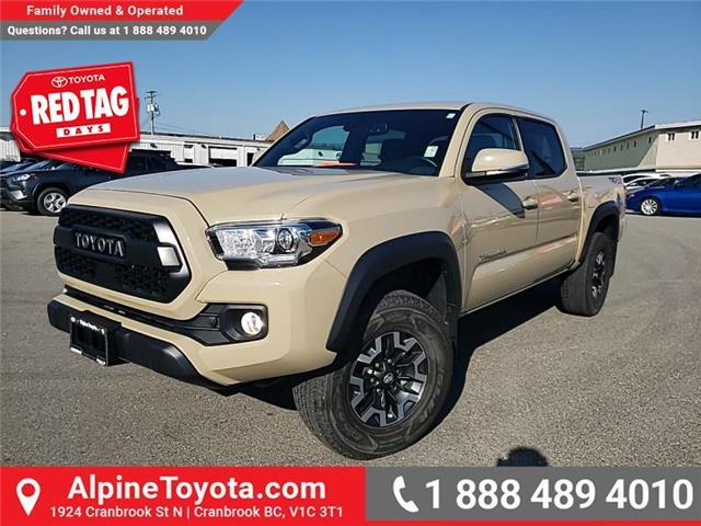 2018 Toyota Tacoma TRD Off Road (Stk: X143438M) in Cranbrook - Image 1 of 23