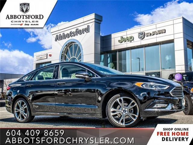 2017 Ford Fusion Platinum (Stk: L261237AB) in Abbotsford - Image 1 of 22