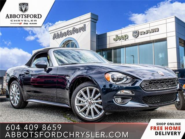 2019 Fiat 124 Spider  (Stk: AB1097) in Abbotsford - Image 1 of 22