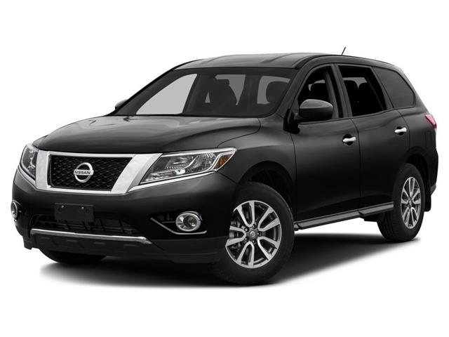 2016 Nissan Pathfinder SV (Stk: 246SVNA) in Simcoe - Image 1 of 10