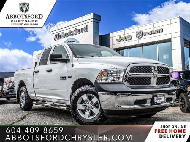 2016 RAM 1500 ST (Stk: K702361A) in Abbotsford - Image 1 of 21